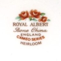 Royal Albert Cameo