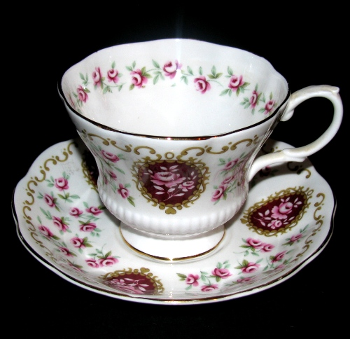 Keepsake Teacup