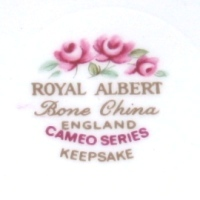 Royal Albert Cameo Series