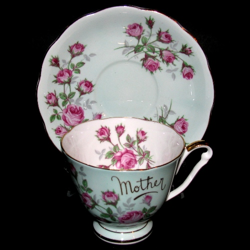 Queen Anne Mother Teacup