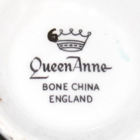 Queen Anne Bone China England