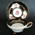 Shafford Footed Teacup