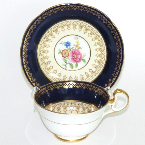 Blue Cobalt Teacup