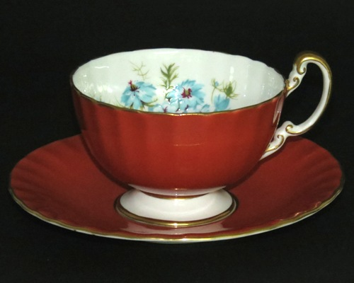 Persimmon Teacup