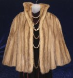 Mink Cape by HBC Hudson's Bay Company
