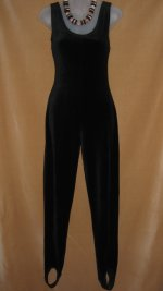 Laura Ashley Velvet Jumpsuit
