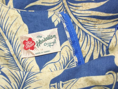Hilo Hattie The Hawaiian Original Made in Hawaii Tag