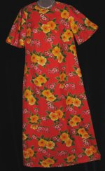 Made in Hawaii Red Dress