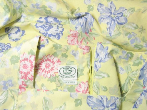 Laura Ashley Made in Great Britain Tag Name