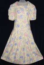 Laura Ashley Cotton Summer Dress