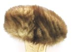 Mink Tail Fur Hat