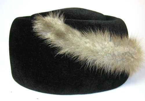 Stylish Mink Fur Hat