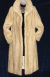 Blush Mink Coat