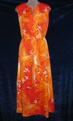 Tropicana Hawaii Dress