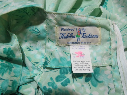 Hukilau Fashions Hawaii