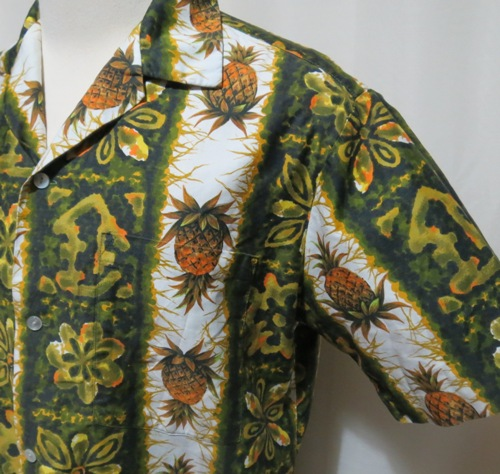 Hawaii Pineapple Shirt
