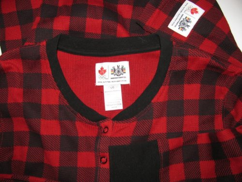 Official Olympic Vancouver Ladies Shirt