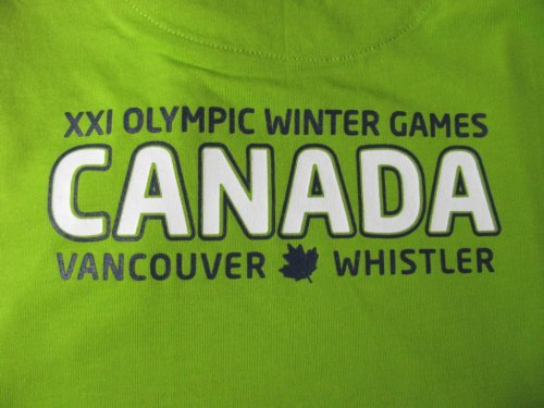 XXI Olympic Winter Games Canada Vancouver Whistler