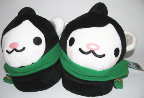 Official Vancouver Olympic Miga Slippers