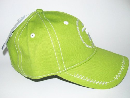 Vancouver Olympics Green Hat