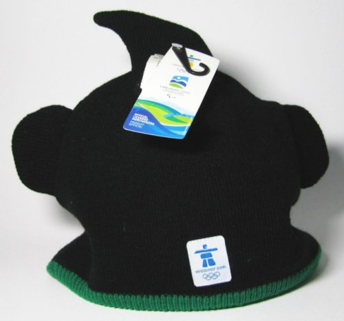 Miga Official Olympic Vancouver Beanie Mascot