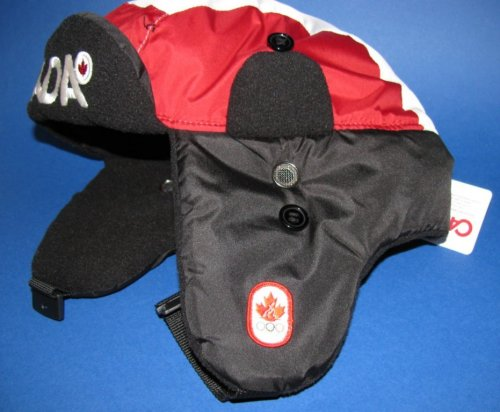 Vancouver Olympics Official Trapper Hat - Side
