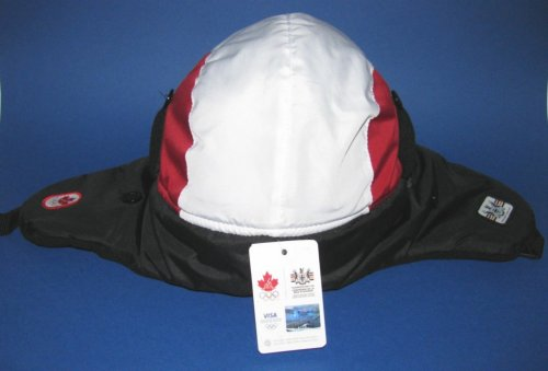 Vancouver Olympics Trapper Hat