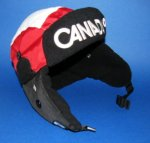 Vancouver Olympic Games Trapper Hat