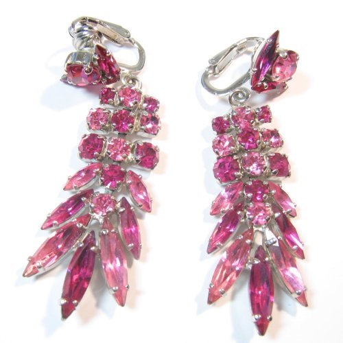 Sherman Pink Earrings