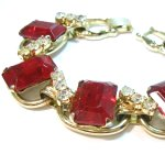 Juliana Red Bracelet