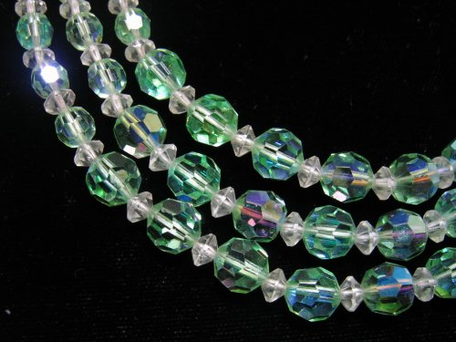 Vintage Crystal Green