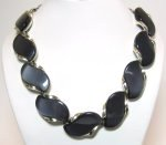 Vintage Lisner Blue Necklace