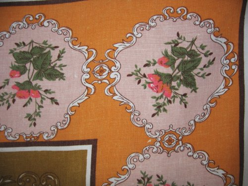 Victorian Roses Tablecloth