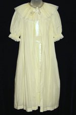 Airesilk Pleated Peignoir